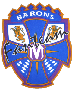 Das Ur-Logo des Barons Fan Team